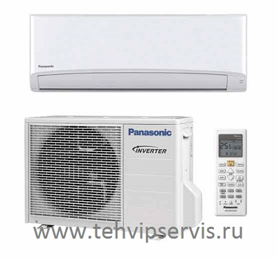 Cплит-система PANASONIC CS/CU-TZ35TKE INVERTOR