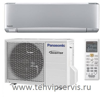 Сплит-система PANASONIC CS/CU-XZ35TKE INVERTOR